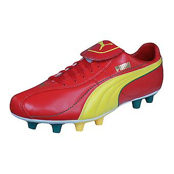 Puma Esito XL i FG Mens Football Boots / Cleats - Red