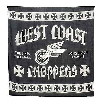 West Coast choppers wings multipurpose scarf