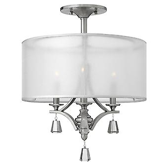 Mime Semi-Flush Ceiling Light