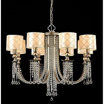 Maytoni Lighting Bience House Collection Chandelier, Antique Old