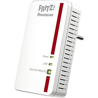 Powerline adapter 1.2 Gbit/s AVM FRITZ!Powerline 1000E