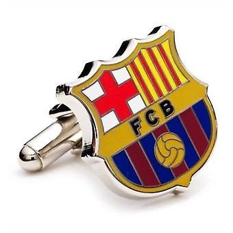 Barcelona Football Club Team Support Fan Soccer Sports Cufflinks Novelty Wedding Birthday Gift