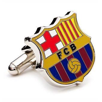 バルセロナのサッカー クラブ チーム サポート ファン サッカー スポーツ カフス目新しさ結婚式誕生日プレゼント