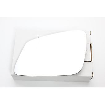 Left Mirror Glass (heated) & Holder For BMW 7 2008-2017