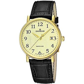 Candino watch classic of classic timeless C4489/1