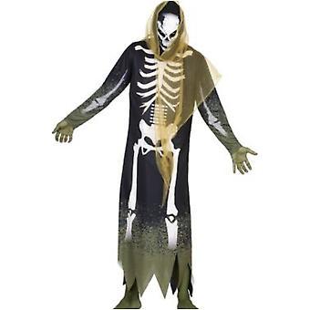 Men costumes Men Halloween Costume Skeleton Reaper