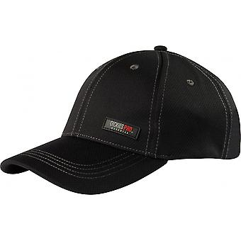 Dickies Mens Pro Polyester Six Panel Reinforced Polyester Workwear Cap