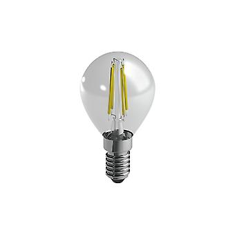 Duracell-L Mini Globe Filament, 4 W E14 Clear