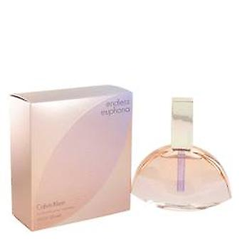 CK eindeloze euforie parfum van Calvin Klein 125ml edp spray