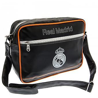 Real Madrid Messenger Bag