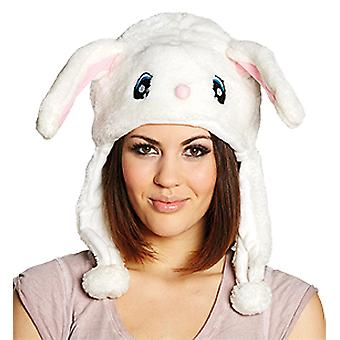 Bunny plush Hat