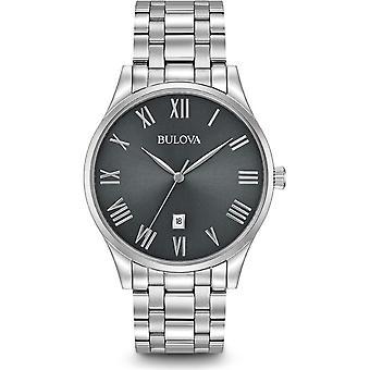 Bulova horloge van de mens van klassieke 96 B 261