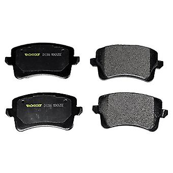 Monroe DX1386 Rear Dynamic Premium Brake Pad Set
