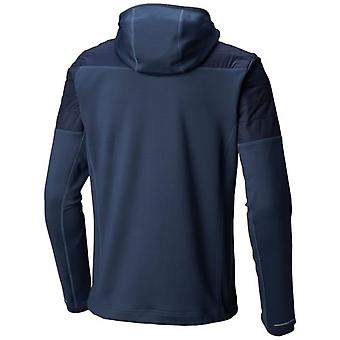 MOUNTAIN HARDWEAR MENS 32 DEGREE INSULATED HOODED JACKET