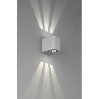 Trio Lighting Bogota Modern Silver Aluminium Wall Lamp