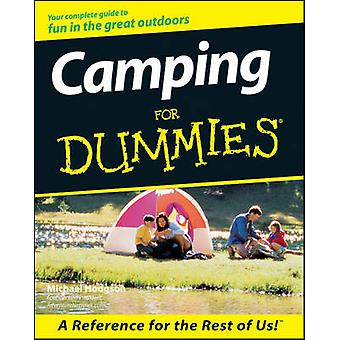 Camping for Dummies by Michael Hodgson - 9780764552212 Book