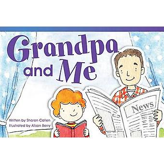Grandpa and Me by Sharon Callen - Alison Berry - 9781433354533 Book
