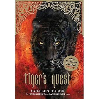 Tiger's Quest by Colleen Houck - 9781454903581 Book