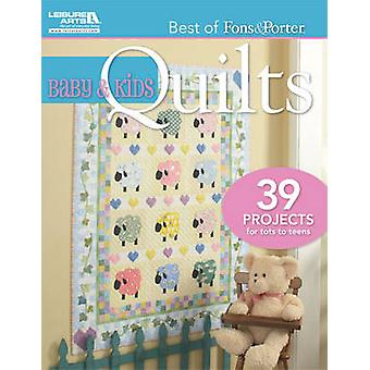 Baby & Kids Quilts - 39 Projects for Tots to Teens by Marianne Fons -