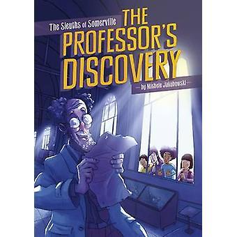 The Professor's Discovery by Michele Jakubowski - Amerigo Pinelli - 9