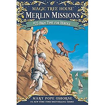High Time for Heroes (Magic Tree House)
