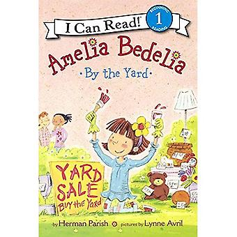 Amelia Bedelia by the Yard (I Can Read Books: Level 1)