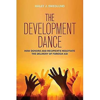 A dança de desenvolvimento: Como doadores e receptores negociam a entrega de ajuda externa