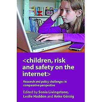 Kinder, Risiko und Sicherheit im Internet: Forschung und politische Herausforderungen in vergleichender Perspektive