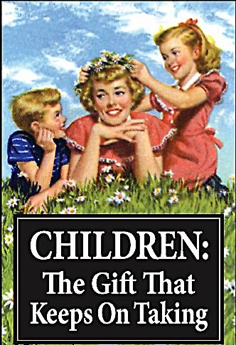 Children The Gift that Keeps On Talking fridge magnet (ep)