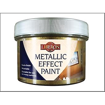 Liberon Metallic Effect Paint Steel 250ml
