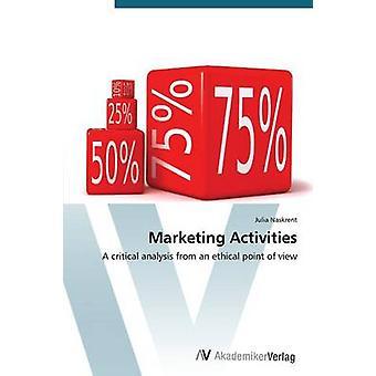 Actividades de comercialização por Naskrent Julia
