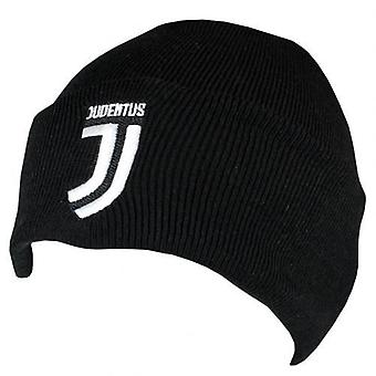Sombrero hecho punto de la Juventus TU