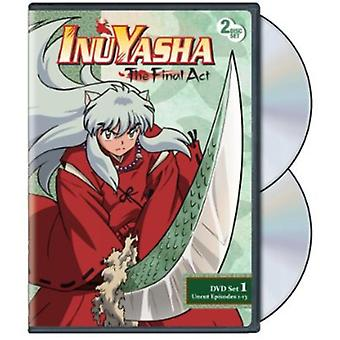 Inuyasha the Final Act-Set 1 [DVD] USA import
