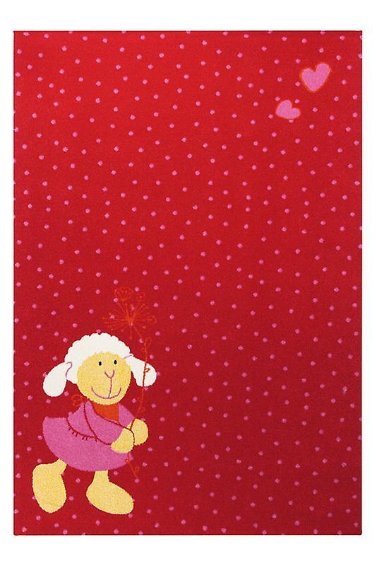 Rugs - Sigi-Kid Schnuggi Red - SK 0524-05