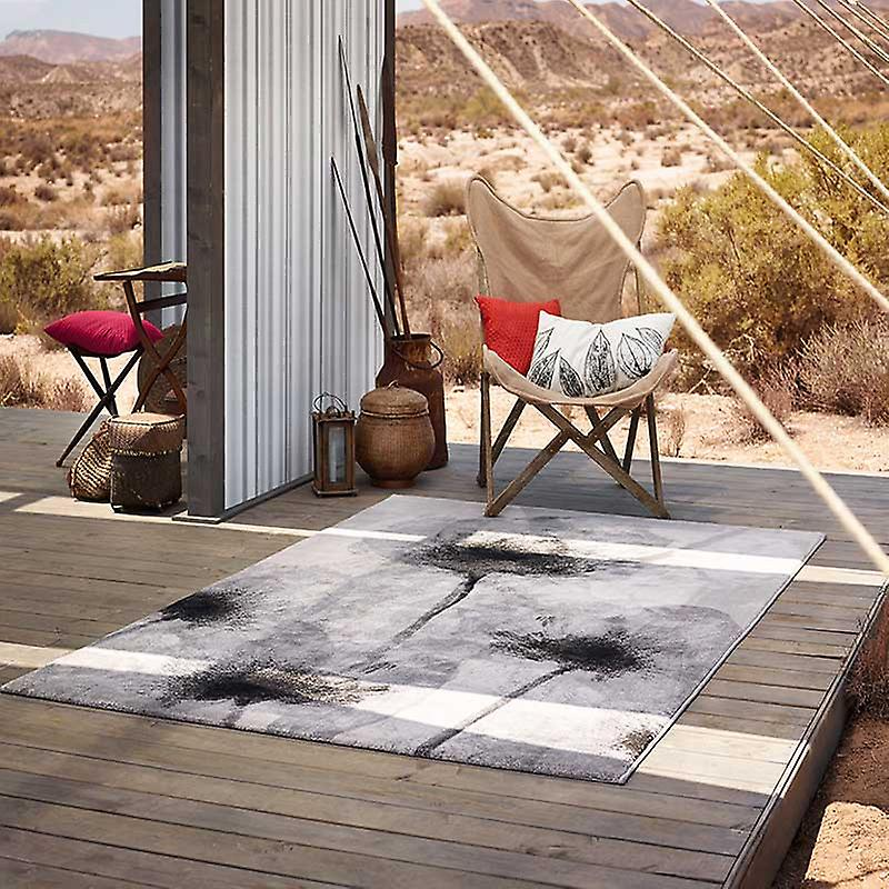 Rugs - Esprit Night Shade - Black & Silver
