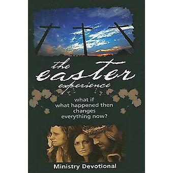 The Easter Experience Ministry Devotional by City on a Hill - 9781418