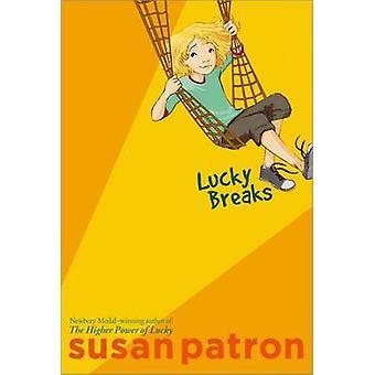 Lucky Breaks by Susan Patron - Matt Phelan - 9781416997726 Book