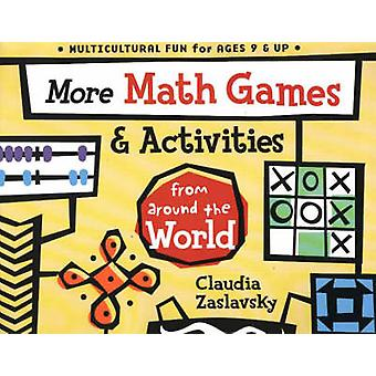 More Math Games and Activities from Around the World - From Around the