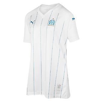 2019-2020 Olympique Marseille Home dames Puma shirt