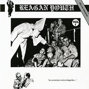 Reagan Youth - Volume 1 [Vinyl] USA import