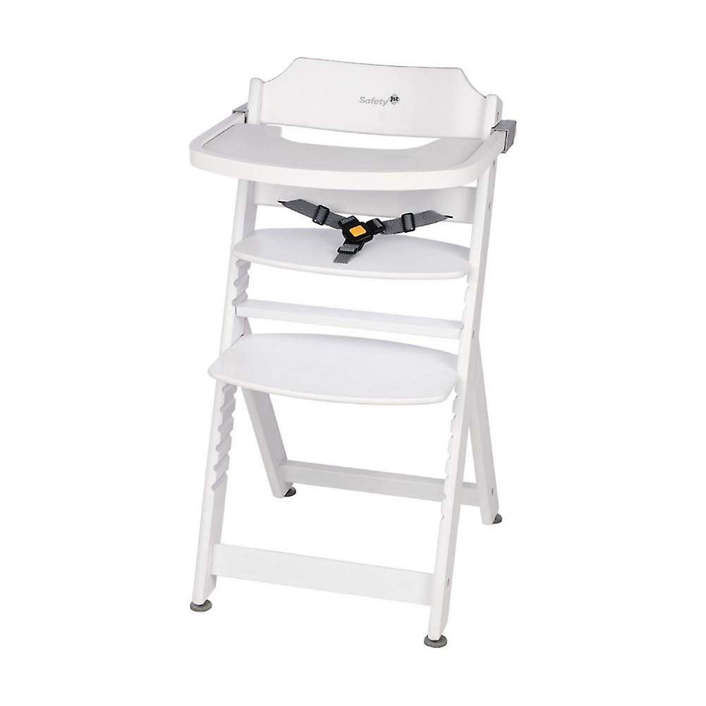 Sécurité 1er Timba boisen Highchair blanc