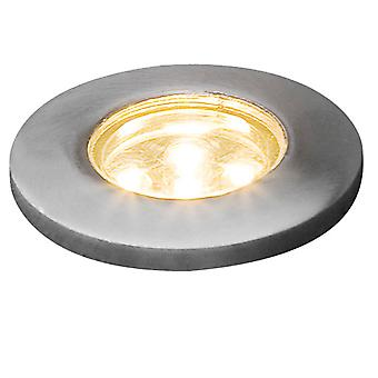 Konstsmide Mini LED Ground Spotlights - Ulteriori 3 luci per 7639