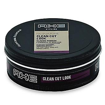 Axe signature clean cut look, classic pomade, 2.64 oz