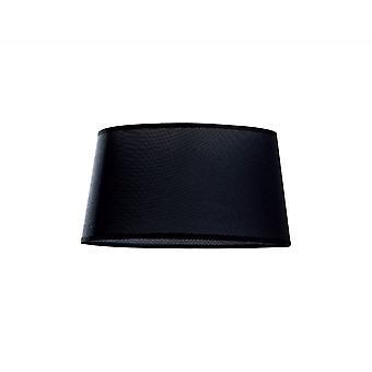 Mantra Habana Black Round Shade 370mm X 205mm, Approprié pour les lumières pendantes