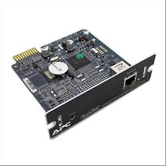 APC ap9630 nätverksadapter för övervakning och kontroll av UPS Black