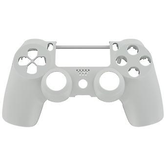 Remplacement oem front housing shell face for sony ps4 playstation 4 controllers - white