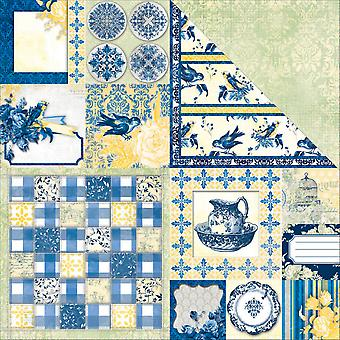 Genevieve Double-Sided Cardstock 12