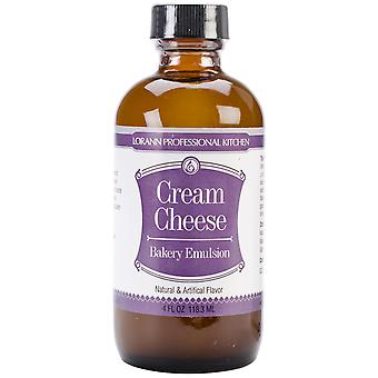 Artificial Flavor Bakery Emulsions 4 Ounces Cream Cheese 0806 0745