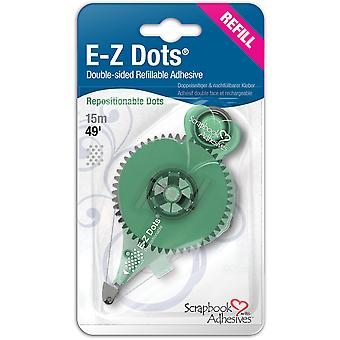 Ez Dots Refill 49Ft Repositionable 12056