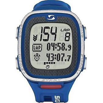 Heart rate monitor watch with chest strap Sigma PC 26.14 blue STS